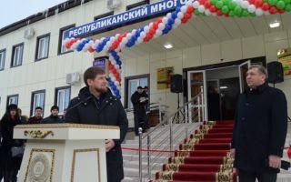 МФЦ в Грозном